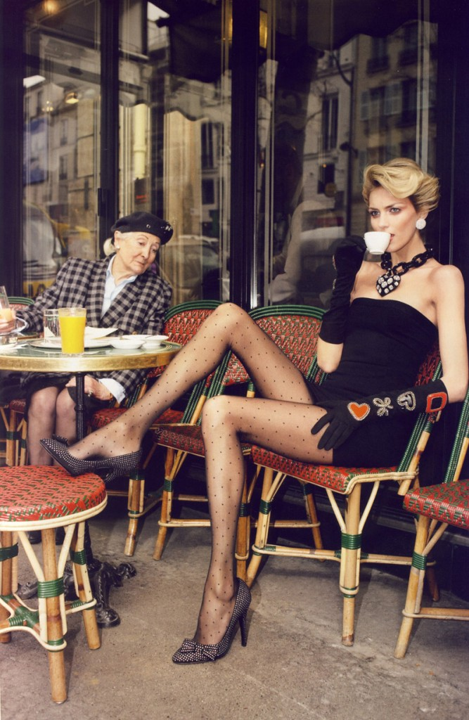 Vogue Paris Julio 2009 Im alone