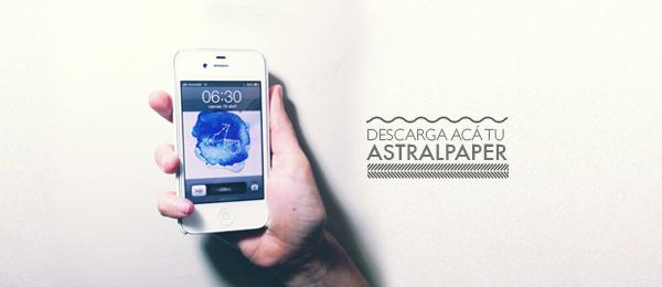 ¡Descarga el wallpaper de tu signo para tu iPhone!