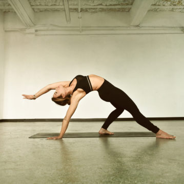 Muévete y suelta: flow para dejar ir