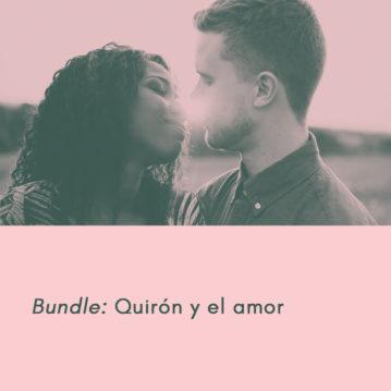 Bundle: Quirón y el amor